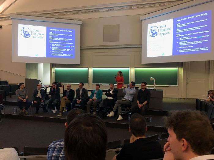 DSL leuven smart city open data kickoff 24 april